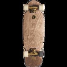 Duster - Kiss Cruiser Complete-8.75x29.5 Nat - Complete Skateboard