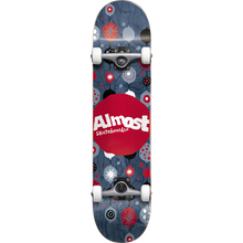 ALMOST - Mid Modern Complete-7.0 Navy/red - Complete Skateboard