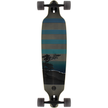 """San Clemente - Night Lake Drop Through Complete-38"""" - Complete Skateboard"""