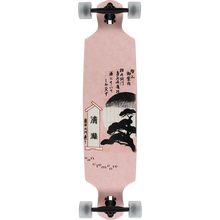 """San Clemente - Peony Double Drop Complete-39"""" - Complete Skateboard"""