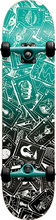 Darkstar - Player Complete-7.25 Aquatic - Complete Skateboard