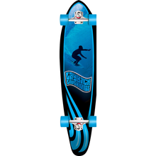 LAYBACK LONGBOARDS - Slotted Complete-9.75x40 - Complete Skateboard