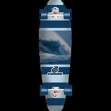LAYBACK LONGBOARDS - Stormchaser Complete-9.75x38 - Complete Skateboard