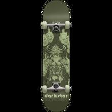 Darkstar - Sure Shot Complete-7.87 Matte Sage - Complete Skateboard
