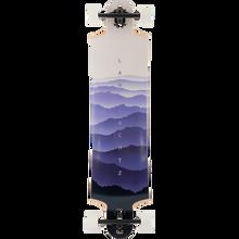 LANDYACHTZ - Switchblade 40 Faded Comp-10x40 Wht/pur/blu - Complete Skateboard