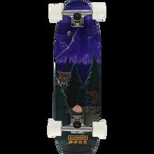 Aluminati - The Grove Hf2 Higgs Comp-8.12x28 Pur/grn - Complete Skateboard