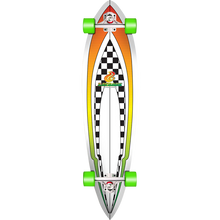 LAYBACK LONGBOARDS - Throwback Complete-9.87x40 - Complete Skateboard