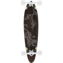 San Clemente - Tiger Lilly Pin Complete-8x34 - Complete Skateboard
