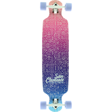 San Clemente - Tribal Dd Complete-9x39 - Complete Skateboard
