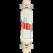 Duster - Wanderlust Complete-9.5x47 Nat/blu/red - Complete Skateboard