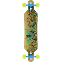Riviera - Water Blossoms Complete-9.5x38 - Complete Skateboard