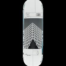 Alien Workshop - Guevara 35mm Deck-8.25 White - Skateboard Deck