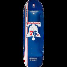 Aluminati - Retro Cruiser Nba Dk-9x32.25 76ers - Skateboard Deck