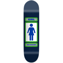 Girl - Mccrank 93 Til Wr37 Deck-8.5 - Skateboard Deck