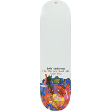 The Killing Floor - Anderson Acid Test Deck-8.38 - Skateboard Deck