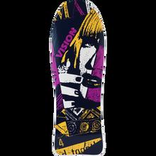 Vision - Aggressor Deck-10.5x30.5 Wht/blu - Skateboard Deck