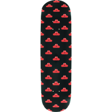 Thank you - You Bad Clouds Deck-8.0 Blk/red - Skateboard Deck