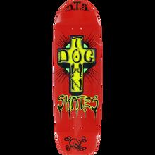 Dogtown - Pool Big Boy Ii Deck-9x32.75 Red - Skateboard Deck