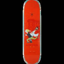 Habitat - Marius Bob's Burgers Deck-7.75 - Skateboard Deck