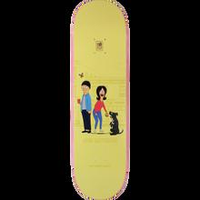 Habitat - Mathews Bob's Burgers Deck-8.25 - Skateboard Deck