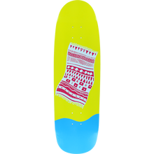 Tired - Boris On Sigar Deck-9.25x32 - Skateboard Deck