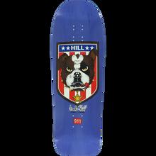 Powell Peralta - Hill Bulldog Deck-10x31.5 Purple Stain - Skateboard Deck