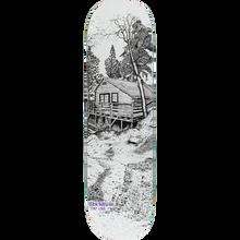 HEROIN - Karr Cabin Ii Deck-8.38 - Skateboard Deck