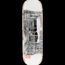 HEROIN - Questions Cabin Ii Deck-8.62 - Skateboard Deck