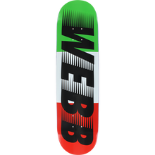 Pizza - Web Speedy Deck-8.12 - Skateboard Deck