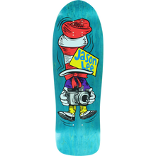 The Folklore Project - Folklore Project Lee Cat In The Hat Dk-9.58x31 - Skateboard Deck