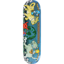 World Industries - Cats Jousting Deck-8.25 - Skateboard Deck