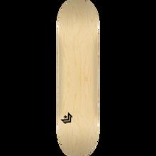 Mini Logo - Deck 124/k-12 -7.5 Chevron Natural Ppp - Skateboard Deck
