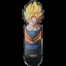 Primitive - Dbz Goku Cnc Cruiser Deck-10.0 - Skateboard Deck