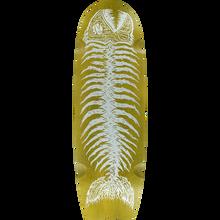 Alva - Dead Piranha Deck-10x34 Green - Skateboard Deck