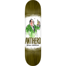 Anti Hero - Anderson Devolution Deck-8.12 - Skateboard Deck