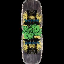 Vision - Double Vision Deck-9.5x32.5 Blk - Skateboard Deck