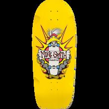 Madrid - Smith Duck Reissue Deck-10.75x31 Yellow - Skateboard Deck