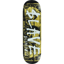 SLAVE - Econo$lave Deck-8.88 Blk/asst. - Skateboard Deck