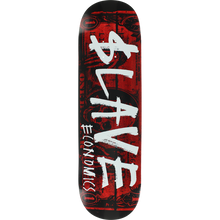 SLAVE - Econo$lave Deck-8.75 Blk/asst. - Skateboard Deck