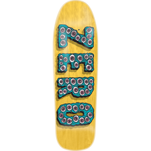 Zero - Evil Eyes Deck-9.5x32 - Skateboard Deck