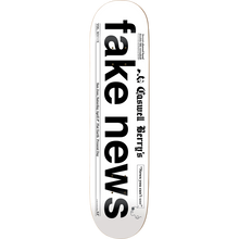 Enjoi - Berry Fake News Deck-8.0 R7 - Skateboard Deck