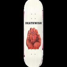 DEATH WISH - Fear Vs Love Deck-8.5 - Skateboard Deck