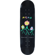 Meow - Torres Flower Party Deck-8.0 - Skateboard Deck