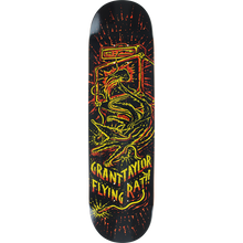 Anti Hero - Taylor Flying Rat Ii Deck-8.06 Blk/yel/org - Skateboard Deck