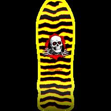 Powell Peralta - Geegah Ripper Deck-9.75x30 Yellow - Skateboard Deck