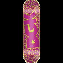 DGK - Giraffe Deck-8.06 - Skateboard Deck