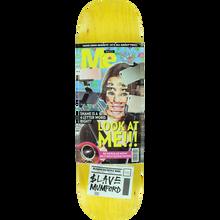 SLAVE - Mumford Glossy Times Deck-8.67 - Skateboard Deck