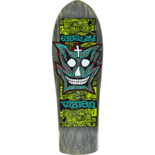 Vision - Grigley Iii Deck-9.75x31 Black/grn/teal/wht - Skateboard Deck