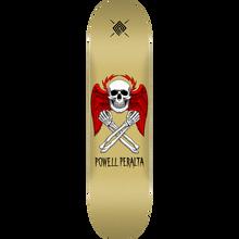 Powell Peralta - Halo Bolt Deck-8.0 Gold - Skateboard Deck
