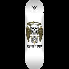 Powell Peralta - Halo Snake Deck-8.5 White - Skateboard Deck